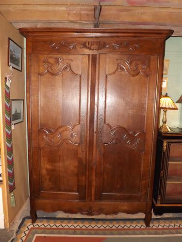 19th Century Armoire (1 of 1)