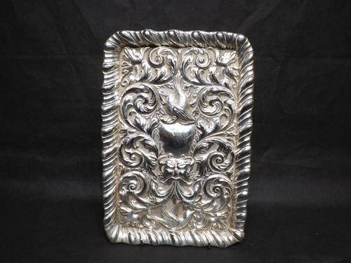 Silver Tray 1899 (1 of 1)