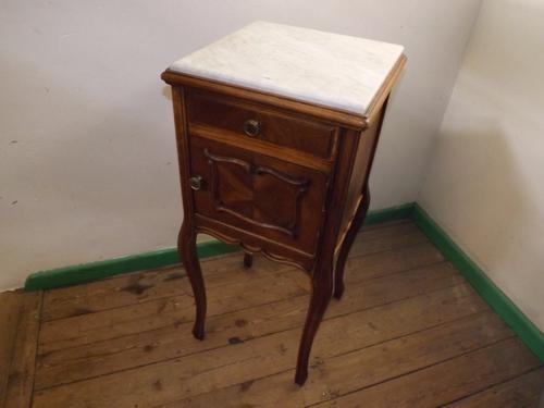 Bedside Cabinet c.1900 (1 of 1)