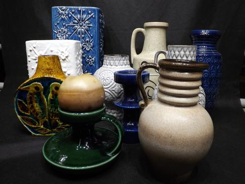 Collection of Ceramics (1 of 1)