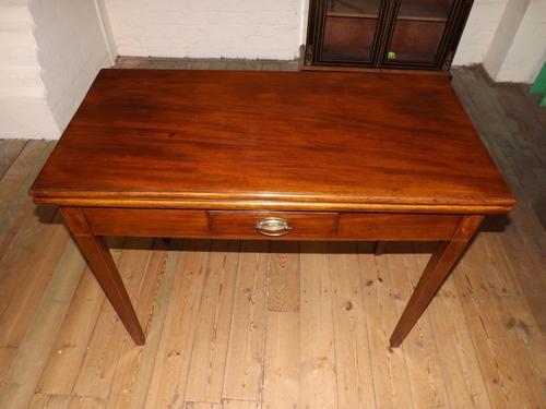 Tea Table c.1840 (1 of 1)