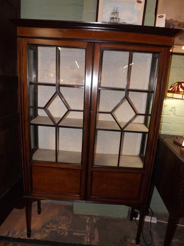 Display Cabinet c.1901 (1 of 1)