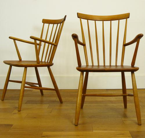 Vintage Mid Century Swedish  Armchair by Haga Fors 'we have 2' (1 of 14)