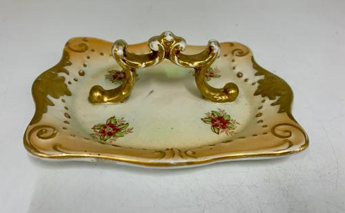 Victorian Porcelain Ring Stand c.1890 (1 of 5)