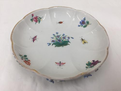 Antique Meissen Porcelain Dish c.1830 (1 of 1)