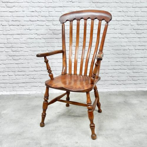 North Country Windsor Lathback Armchair (1 of 6)