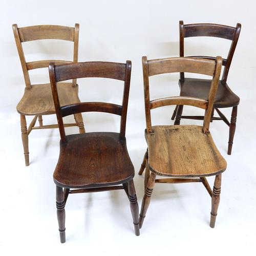 Antique Country Chairs (1 of 1)