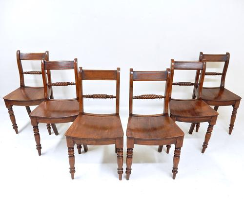 Rope-back Dining Chairs (1 of 1)