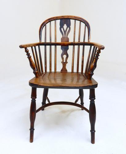 Windsor Lowback Armchair (1 of 1)