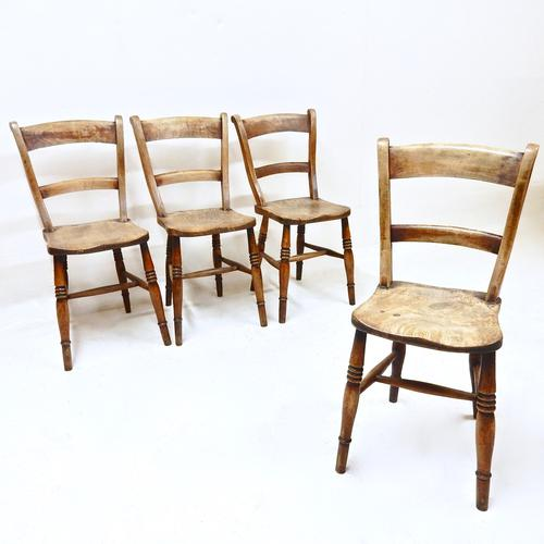 Set of 4 Barback Kitchen Chairs (1 of 1)