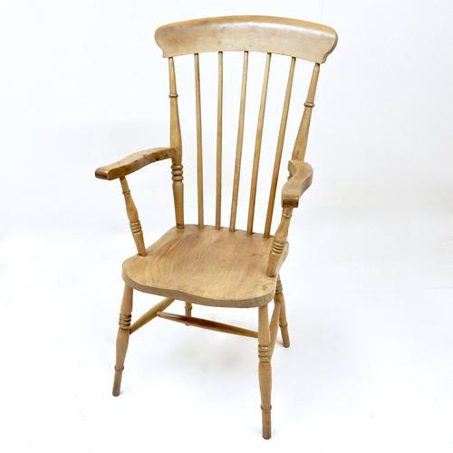 Antique Windsor Armchair (1 of 1)