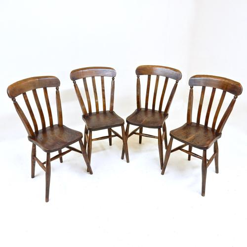 Vintage Country Kitchen Chairs (1 of 1)