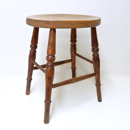 Antique Country Stool (1 of 1)