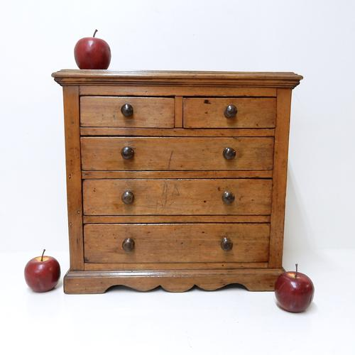Miniature Chest of Drawers (1 of 1)