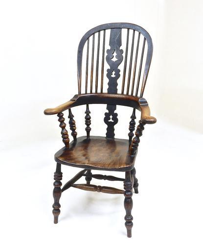 Windsor Broadarm Armchair (1 of 1)