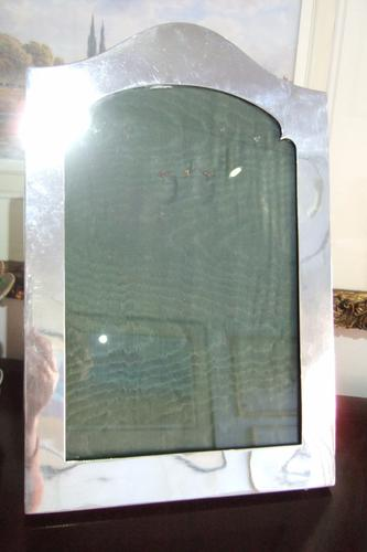 Large Silver Photo Frame  1919 (1 of 1)
