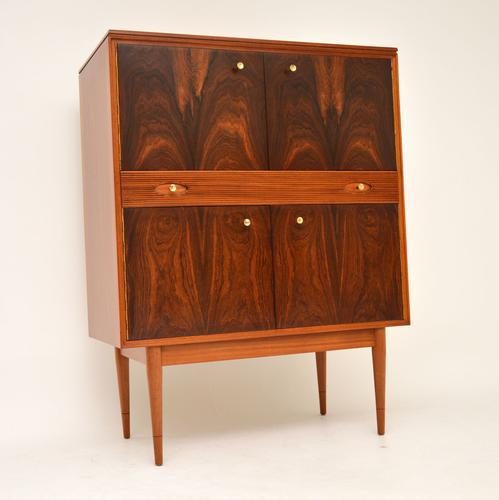 1960s Vintage Rosewood Drinks Cabinet by Robert Heritage (1 of 9)
