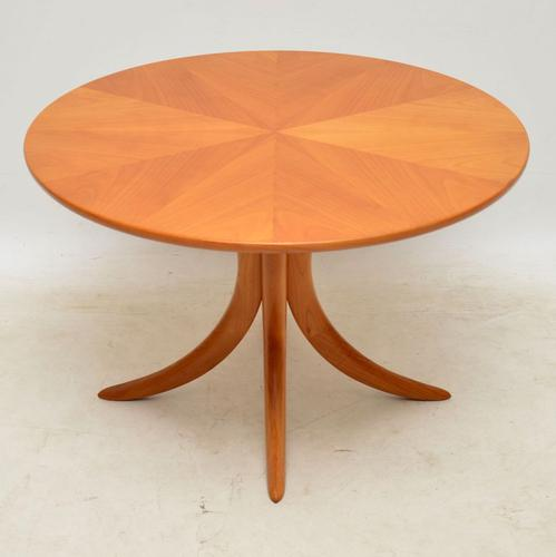 1960s Vintage 'Alma' Coffee Table in Elm (1 of 9)
