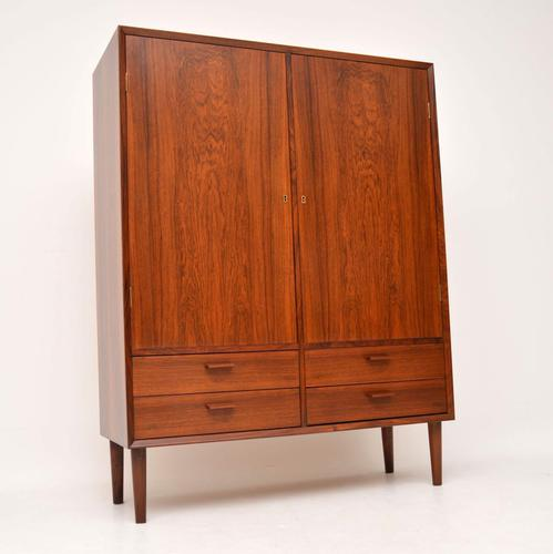 1960s Danish Rosewood Cabinet by Borge Mogensen for Breuer (1 of 13)