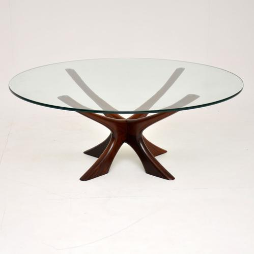 1960s Danish Rosewood Coffee Table by Illum Wikkeslo (1 of 7)