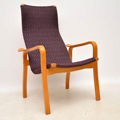 1970s Vintage Primo Armchair by Yngve Ekstrom for Swedese (1 of 12)
