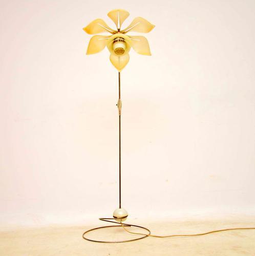 Vintage Floor Lamp – Symanka Sy1 by Gunter Ssymmank 1959 (1 of 12)