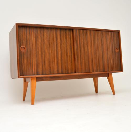 1950s Walnut Sideboard by Peter Hayward for Vanson (1 of 12)