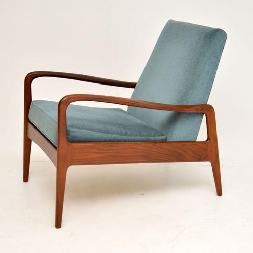 1960s Vintage Armchair in Afromosia by Greaves & Thomas (1 of 11)