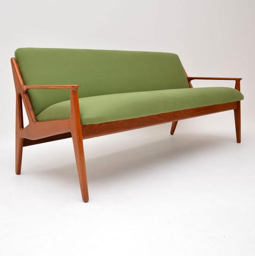 1950s Danish Teak Sofa by Arne Vodder (1 of 12)