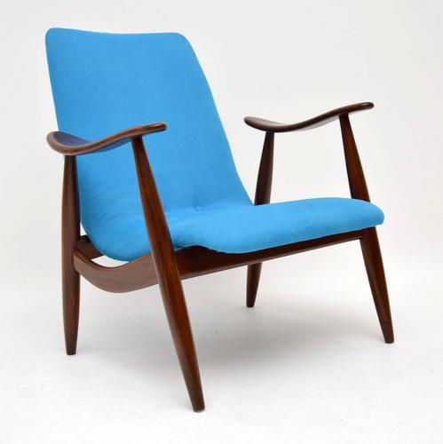 1960s Vintage Dutch Armchair by Louis Van Teeffelen (1 of 10)