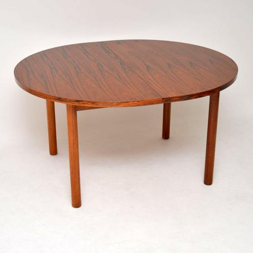 1960'S Vintage Rosewood Dining Table by Robert Heritage For Archie Shine (1 of 10)