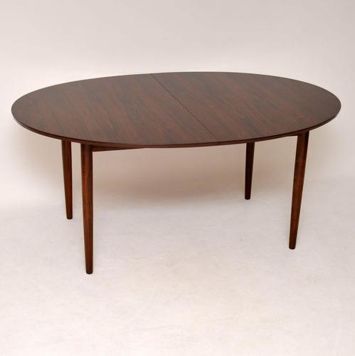 1960'S Danish Rosewood Dining Table by Finn Juhl (1 of 11)