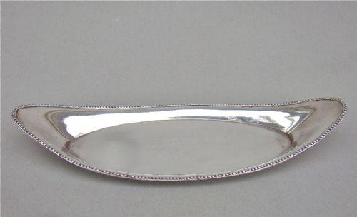 Georgian Old Sheffield Plate snuffer tray, circa 1790 (1 of 1)