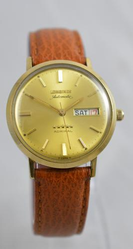 1973 Longines 5-Star Admiral Wristwatch (1 of 8)