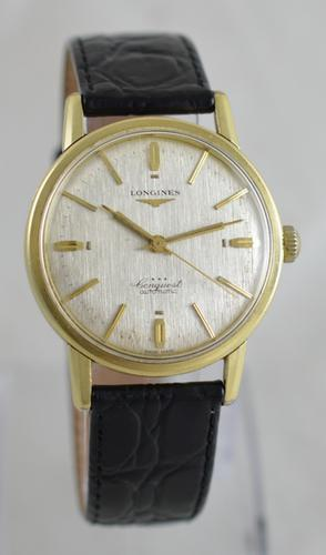 1960 Longines Conquest Automatic Wristwatch (1 of 6)
