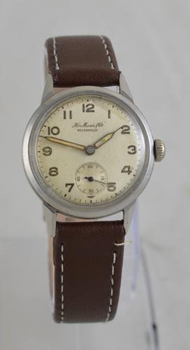 H Moser & Cie, Manual Wind Wristwatch (1 of 5)