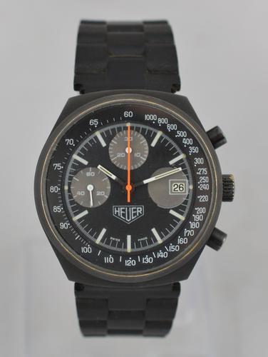 1970s Heuer 13-1 Chronograph Watch (1 of 5)