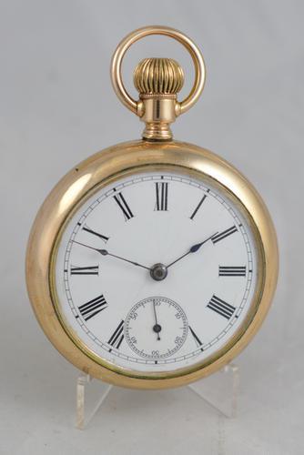 1905 Hamilton 17 Jewel Pocket Watch (1 of 4)