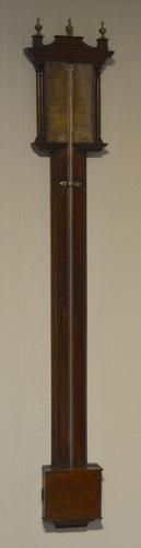 Halifax Area Georgian Stick Barometer (1 of 5)