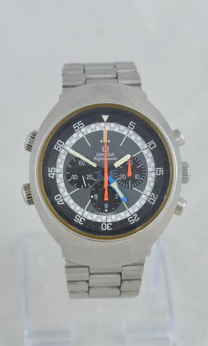 1974 Omega Flightmaster Wristwatch, Box & Papers (1 of 6)