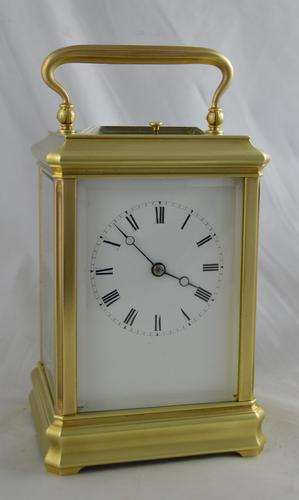 Joseph Soldano Strike / Repeating Carriage Clock (1 of 6)