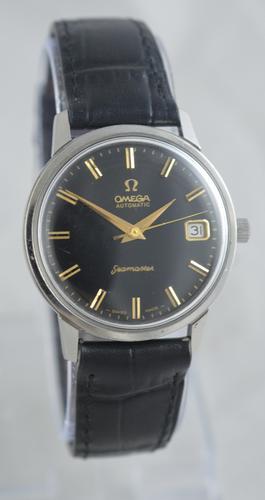 1967 Omega Seamaster Automatic Wristwatch (1 of 6)