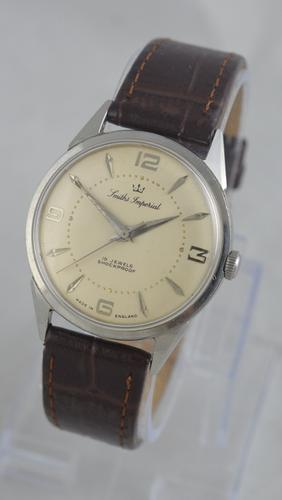1960s Smiths Imperial Wristwatch (1 of 5)