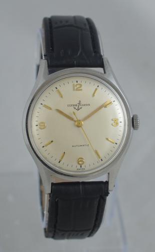 1960s Ulysse Nardin Automatic Wristwatch (1 of 6)