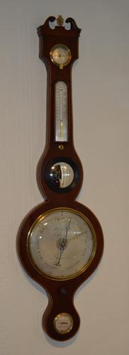 Medici of Darlington Mercury Barometer (1 of 4)