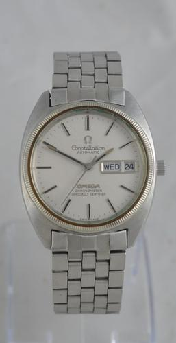 1973 Omega Constellation Automatic Wristwatch (1 of 7)