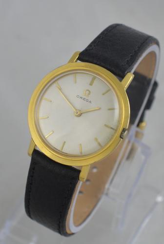 1963 Omega Wristwatch (1 of 6)