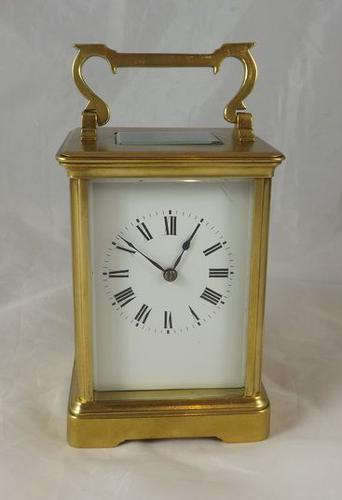 French Striking Carriage Clock c.1895 (1 of 4)
