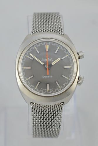 1968 Omega Chronostop Wristwatch (1 of 1)