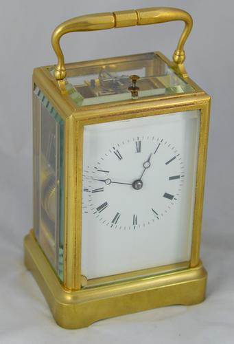 Japy Freres Carriage Clock (1 of 1)